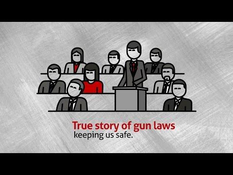True Story of Gun Laws Keeping Us Safe