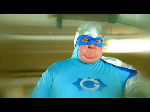 Super G - Funny car insurance commercial, Australia