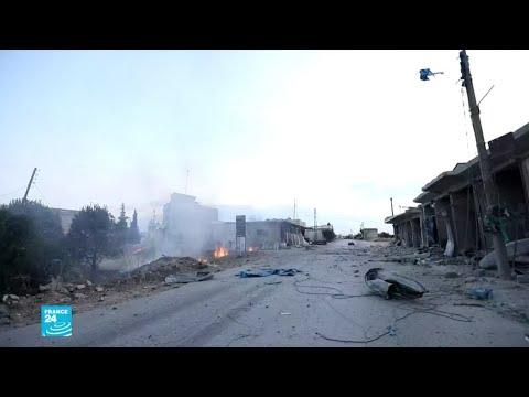 عشرات القتلى من قوات النظام السوري والمعارضة المسلحة في معارك بريف حماة  - نشر قبل 2 ساعة