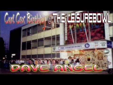 Dave Angel @ The Leisurebowl - Carl Cox B'day - 29.7.94
