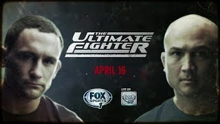 The Ultimate Fighter premiers April 16th on FOX Sports 1