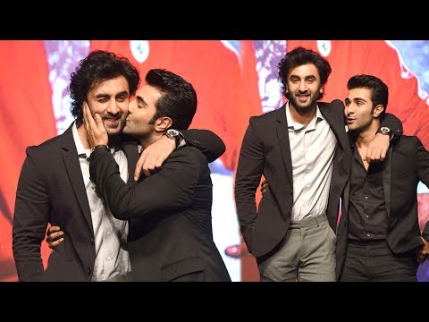 Ranbir Kapoor Launches His Handsome Brother Aadar Into Bollywood