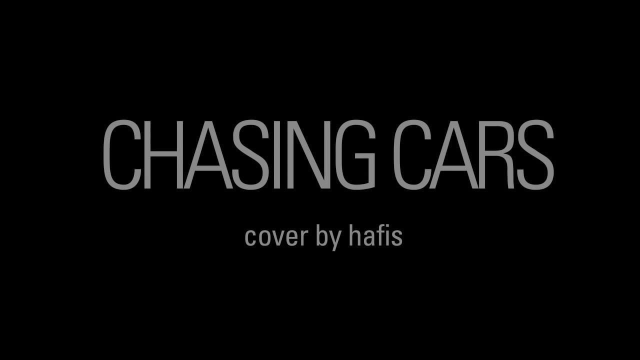 chasing cars Create & stream a free custom radio station based on the song chasing cars by snow patrol on iheartradio.