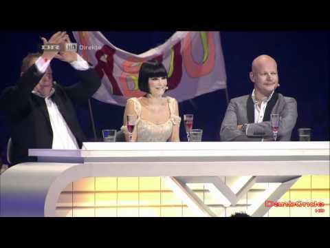 Aqua live X Factor 2011