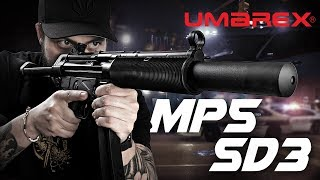 The VFC HK MP5 SD3 New But Is It Improved? - RedWolf Airsoft RWTV
