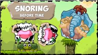 Snoring Before Time Full Game Walkthrough All Levels