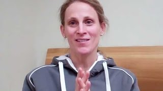 Kristine Lilly on dealing with adversity