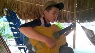 Bolero - Guitar - Vũ cầu Ván (con trai Tùng chùa)