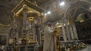 Suy Niệm với Đức Thánh Cha Phanxicô – Lễ mở cửa Thánh tại Đền Thờ Đức Bà Cả