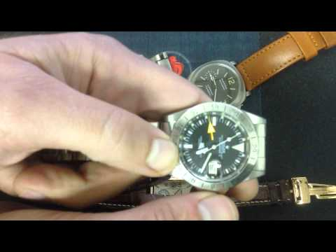 Water Resistance Guide for Luxury Watch Owners
