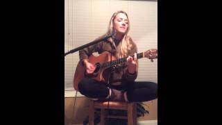 Something in the Water cover by Emily Roberts