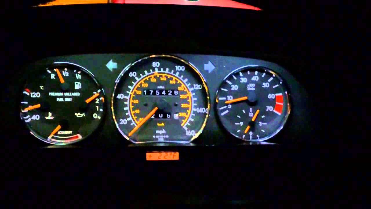 Lights Led Dashboard