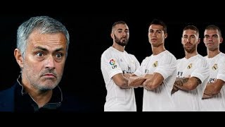 Mourinho vs Jugadores Real Madrid: Cristiano, Casillas, Pepe, …