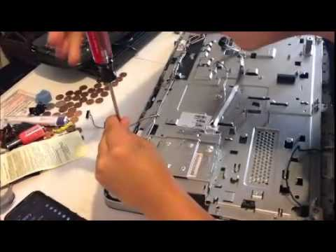 Screen Replacment: hp pavilion 23 all in one  model 23-g011