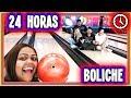 24 HORAS NO BOLICHE !!! - YouTube