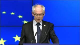 European Council - update #1