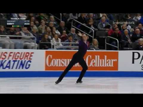 Sean Rabbitt SP 2017 U.S. Championships