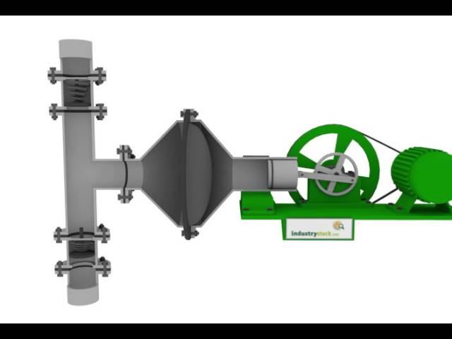 Kolbenmembranpumpe / Kolbenmembranpumpen - IndustryStock.de