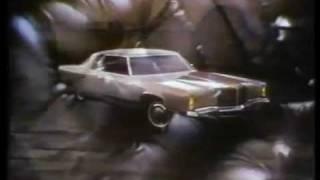 1975 Imperial Lebaron & Chrysler New Yorker Brougham & Chrysler Cordoba Commercial...