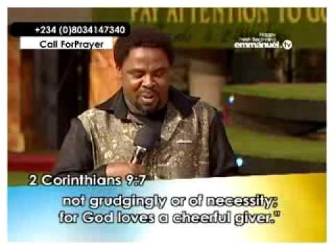A LIFE FULL OF CHOICES TB Joshua Sermon YouTube t