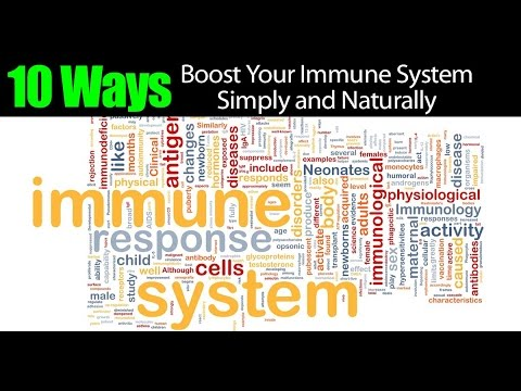 BWR E.32 Boosting your immune system - Avoid getting sick Naturally!