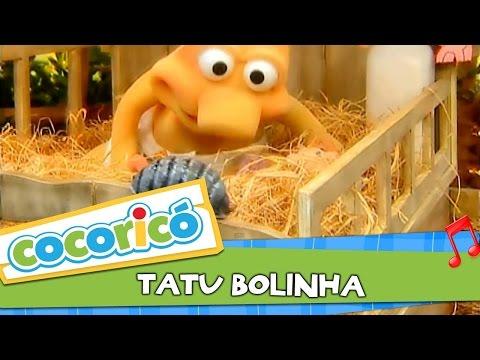 Videoclipe - Tatu Bolinha