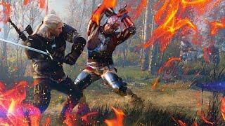 Сильный билд на атаку в Ведьмак 3: Для Новой Игры +