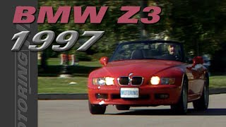 1997 BMW Z3 Test Drive - Throwback Thursday