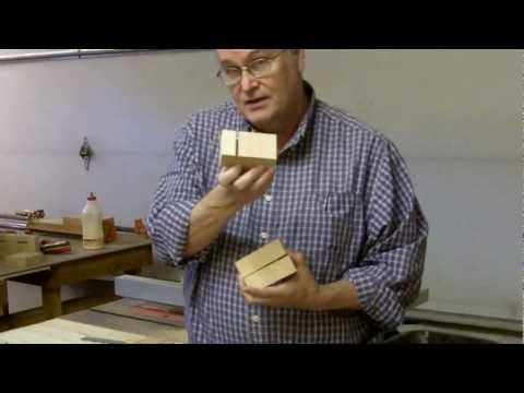 Wood Base For Stained Glass Fan Lamps - YouTube