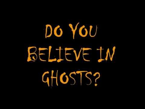 Do You Believe in Ghosts? with Degrassi's Eric Osborne