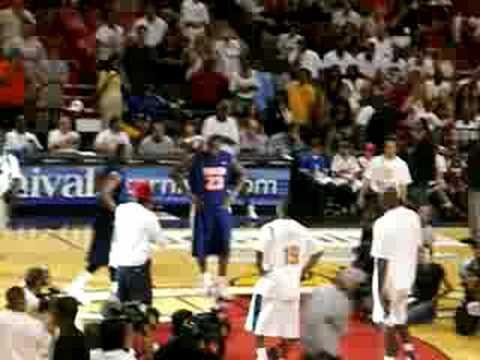 Dwyane Wade LeBron James Dance Battle