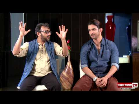 Spl & Exclusive Interview with Sushant Singh Rajput and Dibakar Banerjee|Detective Byomkesh Bakshy