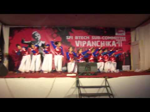 Cusat Vipanchika 2k11-Video choreography...