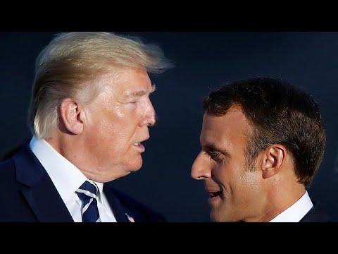 euronews (en français): G7 : coup de théâtre avec la venue du chef de la diplomatie iranienne