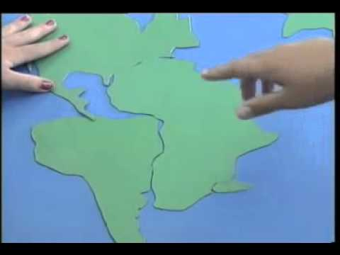 GED Science Unit 1.5 Earth Structure - Pangaea