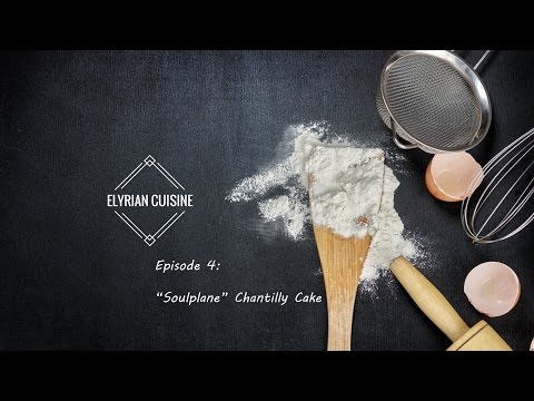 Elyrian Cuisine Episode 4: Astral Plane Chantilly Cake