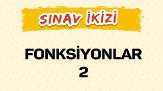FONKSİYONLAR 2 - ŞENOL HOCA