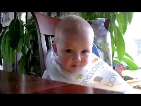 Baby Gagging On Food