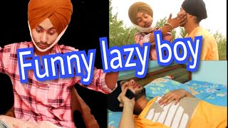 The Laziest Person Ever | Funny Video | Creative Vision