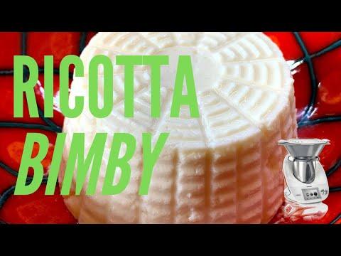 Ricotta Bimby