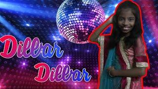 Dilbar dilbar song | dance cover by Vrushali | Vrushali Entertainment