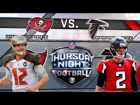 Thursday Night Football: Tampa Bay Buccaneers face Falcons in Atlanta