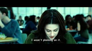 twilight first meet bella and cullens school scene with subtitle