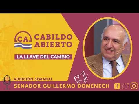 Audicion Del Senador Guillermo Domenech 02 10 2020 Youtube