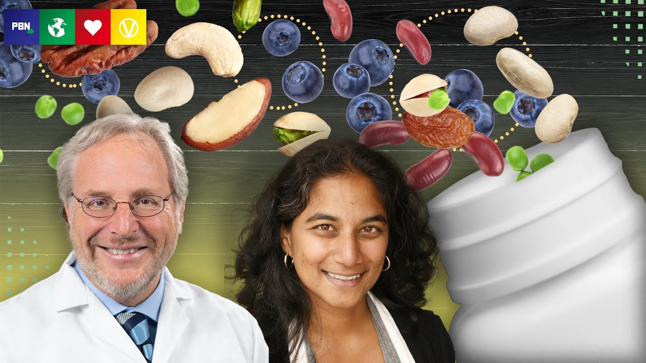 World's Leading Nutrition Experts: 'Let Food Be Thy Medicine'