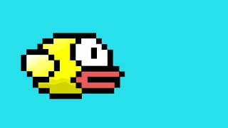 FLAPPY BIRD IN HAPPY WHEELS! (Happy Wheels #10)