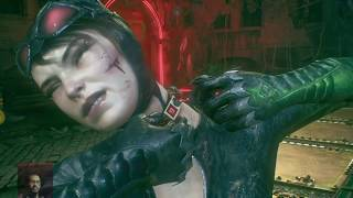 BATMAN ARKHAM KNIGHT (PS4 HD GAMEPLAY) - STORY MODE PART 4