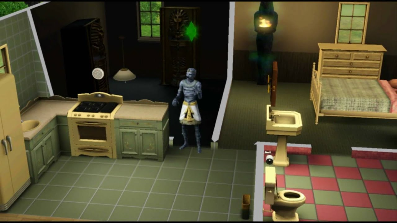 sims 3 world adventures how to make a mummy youtube