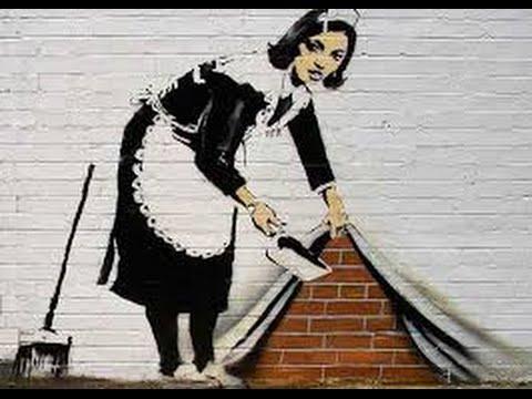 Arte sui muri di casa addio adesivi l 39 episcopio viyoutube - Dipingere sui muri di casa ...
