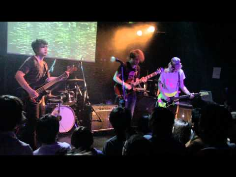Anamanaguchi Live at Tokyo Blip Festival 2011
